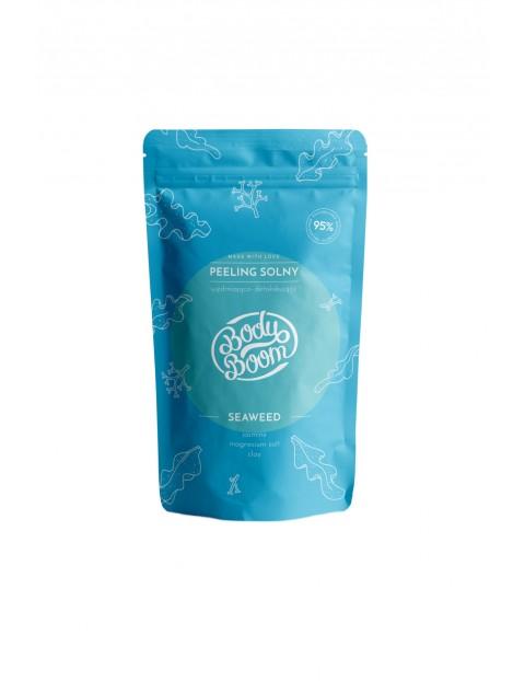 BODYBOOM Peeling solny SEAWEED ujędrniająco-detoksykujący 100 g