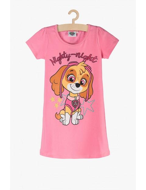 Koszula nocna różowa - Psi Patrol