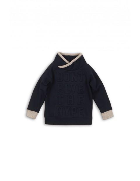 Bluza nierozpinana chłopięca 1F35C0