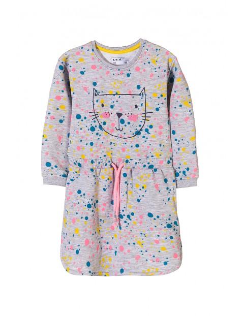 Sukienka dziewczęca 3K3602