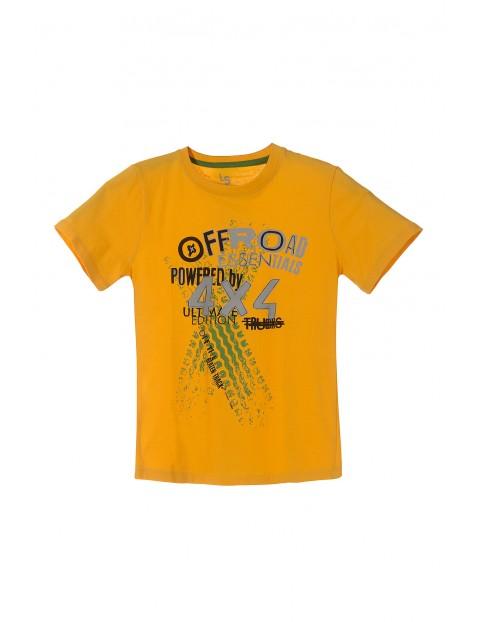 T-shirt chłopięcy 2I3222