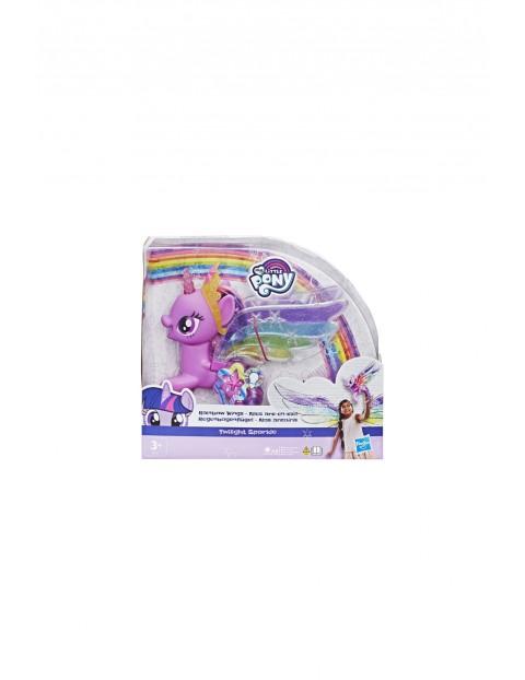 My Little Pony Twilight Sparkle z tęczowymi skrzydłami