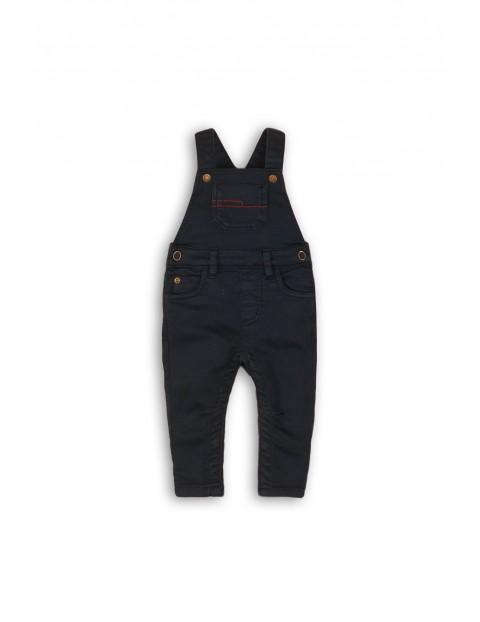 Spodnie niemowlęce czarne