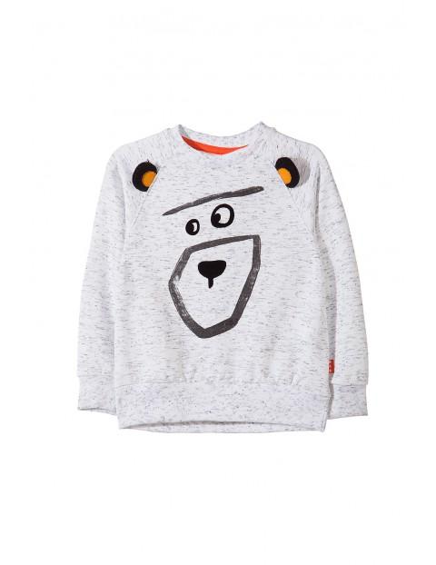 Bluza dresowa chłopięca 1F3305