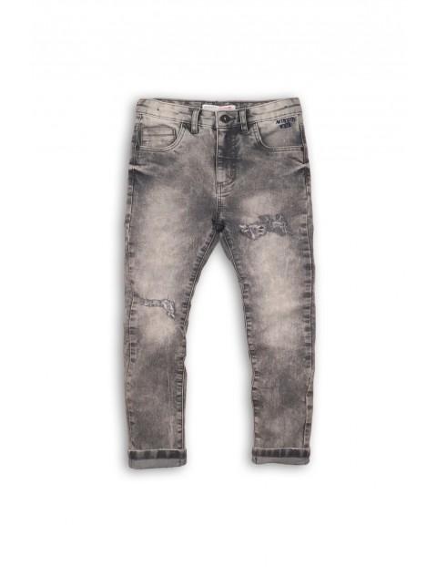 Spodnie chłopięce 1L34AB