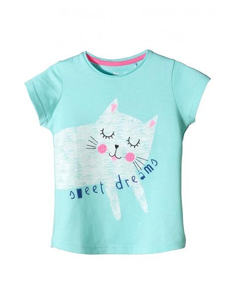 T-shirt dziewczęcy 3I3451