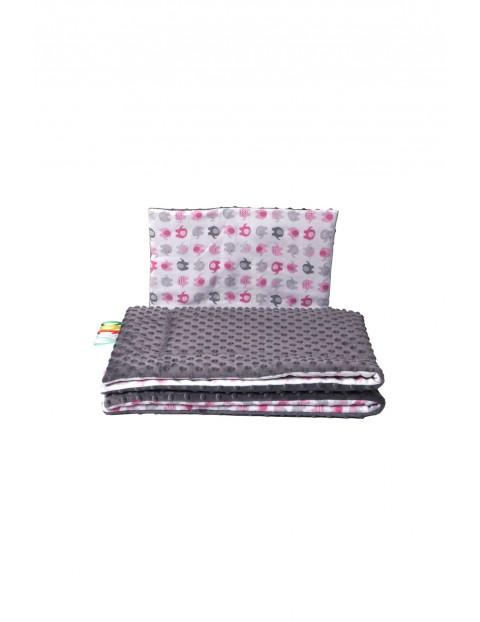Komplet kocyk+poduszka 5Y33A1