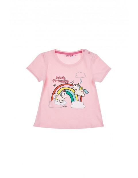 T-shirt niemowlęcy NICI 5I34AA