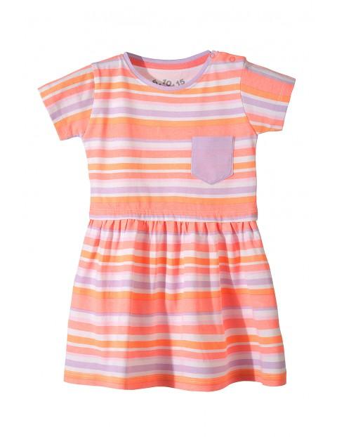 Sukienka niemowlęca 5K3405