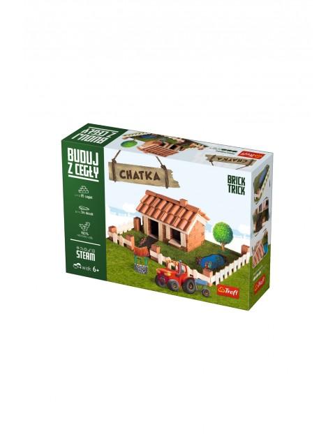 Klocki ceramiczne Brick Trick zestaw- Chatka