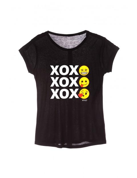 T-shirt damski Emoji 5Y34B4