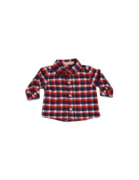 Koszula flanelowa w kratę 5J35A6