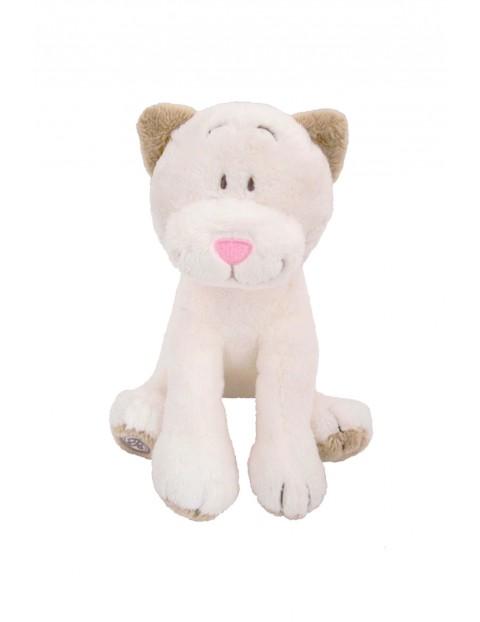 Kot Flavio biały 20cm-pluszak