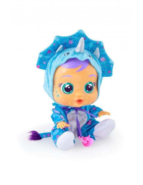 Cry Babies Funkcyjna Lalka Bobas Dinozaur Tina wiek 18msc+