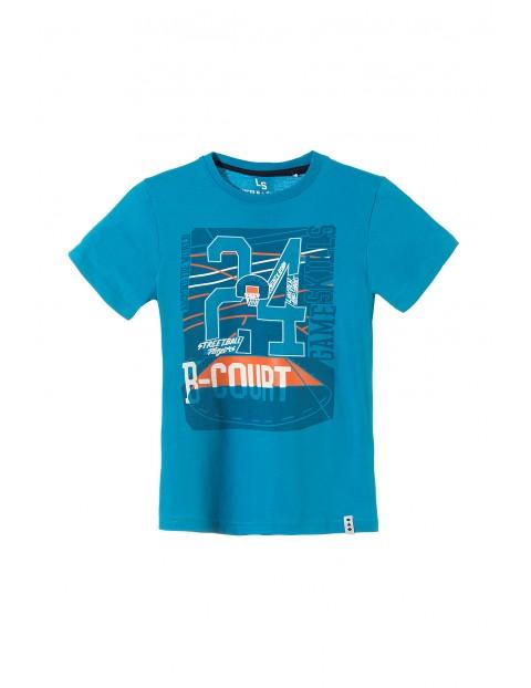 T-shirt chłopięcy 2I3225