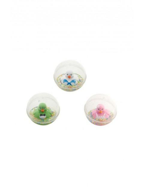 Kąpielowe zabawki dla dziecka kaczuszki 3msc+