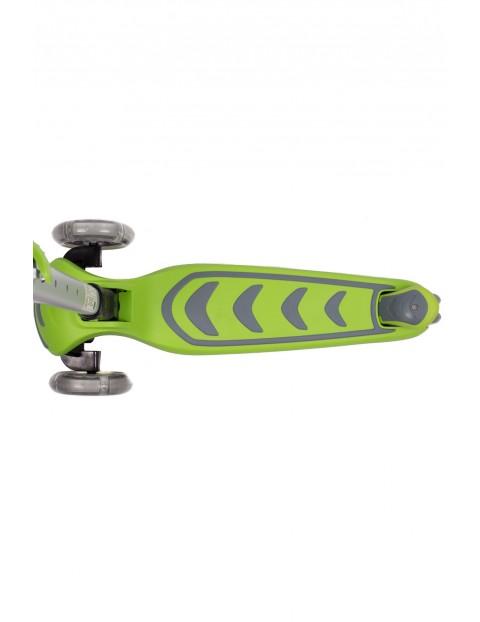 Hulajnoga Vivo 3-kołowa zielona wiek 3+