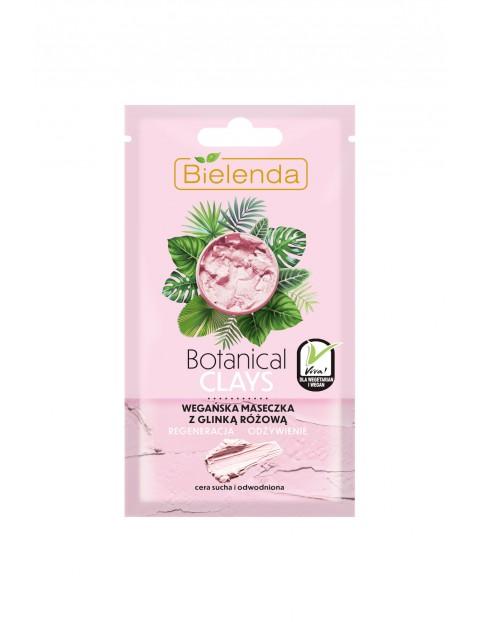 BOTANICAL CLAYS Wegańska maseczka z glinką różową - 8 g