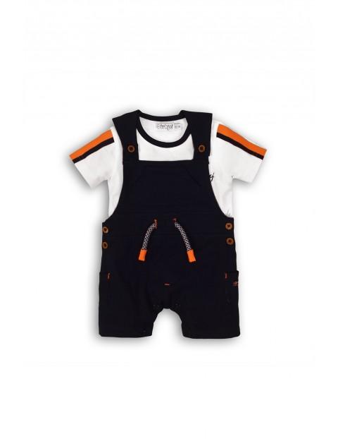 Komplet niemowlęcy bluzka i spodnie