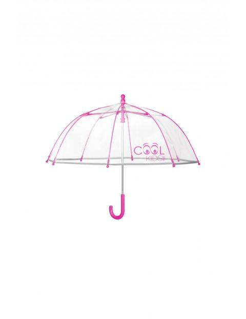 Parasolka dziewczęca z odblaskami 4Y35CW