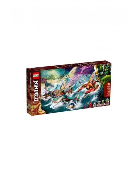 Klocki LEGO Ninjago - Morska bitwa katamaranów - 780 el wiek 9+