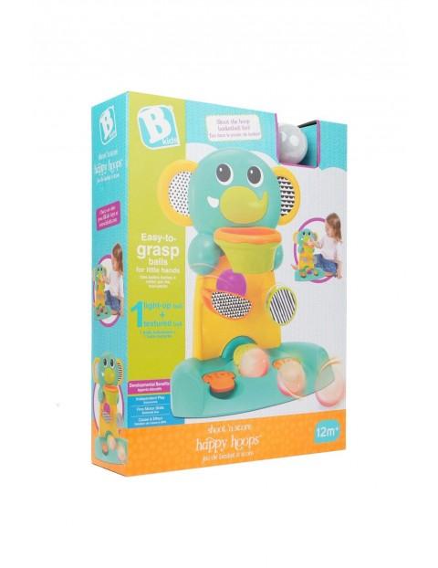 Słonik Grająca koszykówka- zabawka dla dziecka