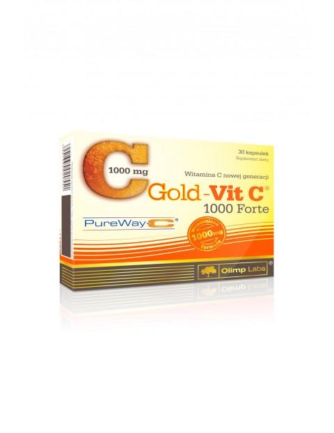 Gold-Vit C 1000 Forte 30 kapsułek TOP