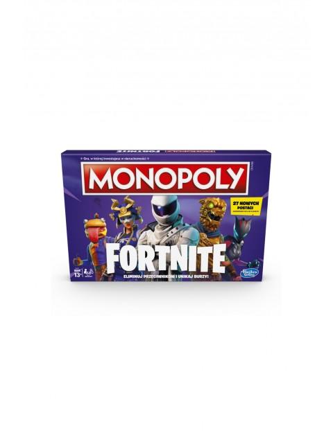 Gra Monopoly Fortnite