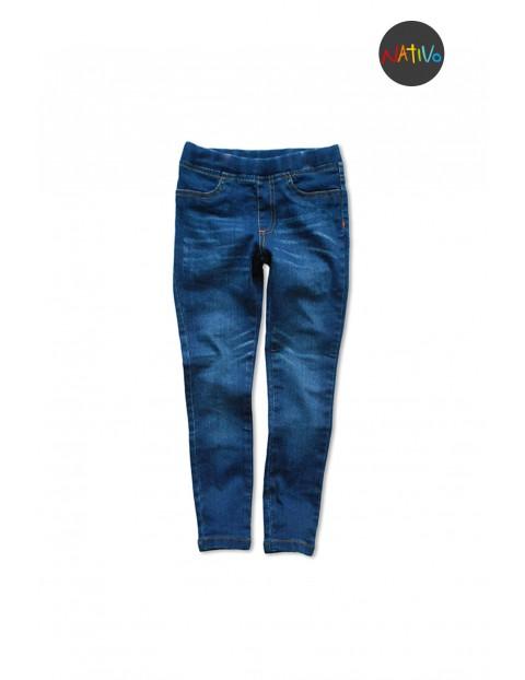 Spodnie dziewczęce 3L2935