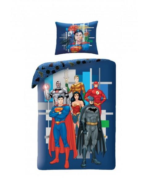 Pościel Justice League 140x200cm+70x90cm