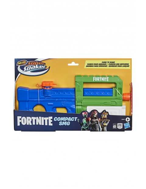 Nerf Fortnite Supersoaker pump SG 8+