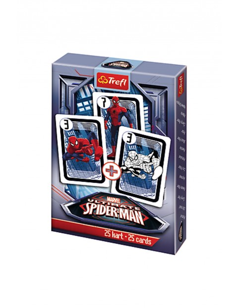 "Karty Piotruś - ""Spiderman"" 1Y32AA"