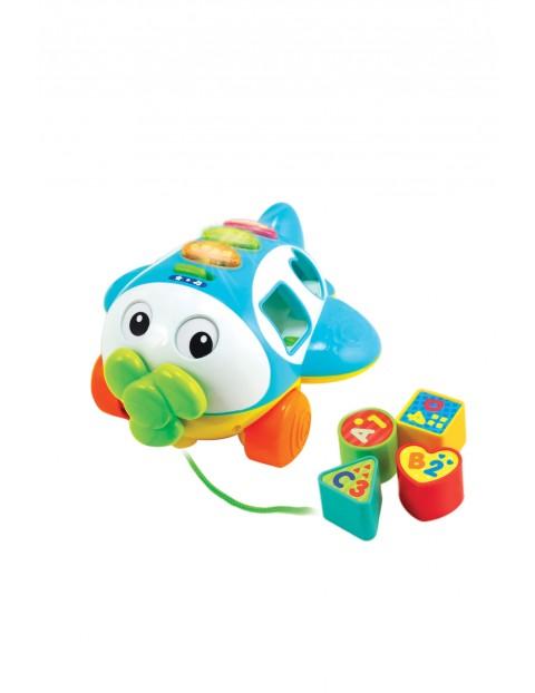 Zabawka edukacyjna Smily Play- sorter wiek 12msc+