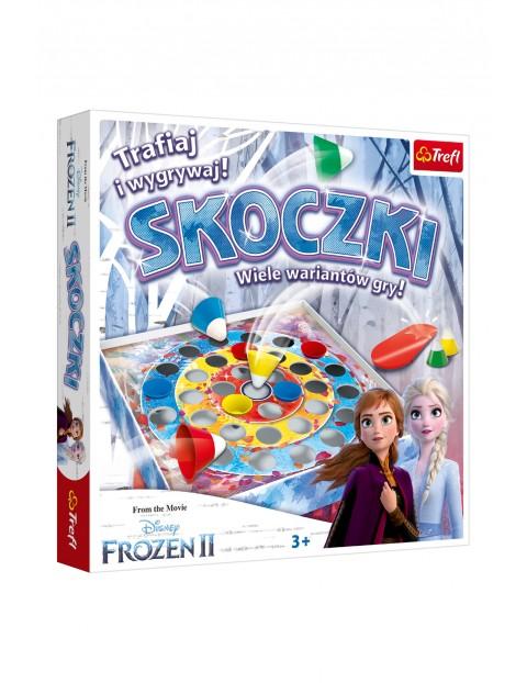 "Gra ""Skoczki Frozen 2"" 3+"