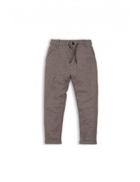 Spodnie chłopięce typu jogger 2L35AF