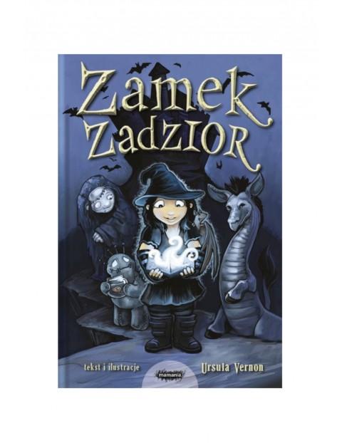 Zamek Zadzior- Ursula Vernon książka dla dzieci