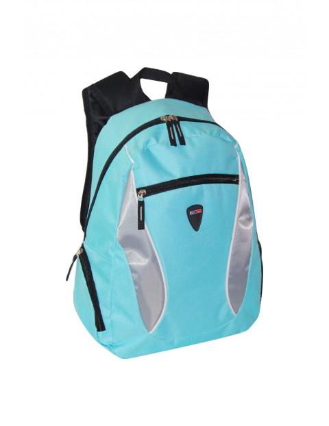 Plecak SemiLine- niebieski 4Y35AG