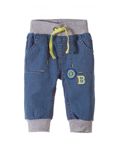 Spodnie niemowlęce 5L3301