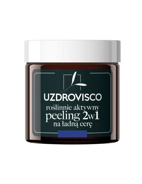 Peeling 2w1 na ładną cerę Uzdrovisco 50ml