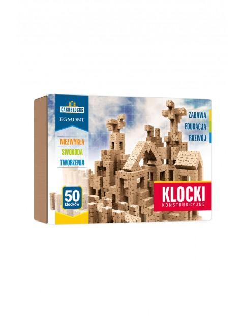 Cardblocks Kartonowe klocki konstrukcyjne- Zestaw podstawowy wiek 6+