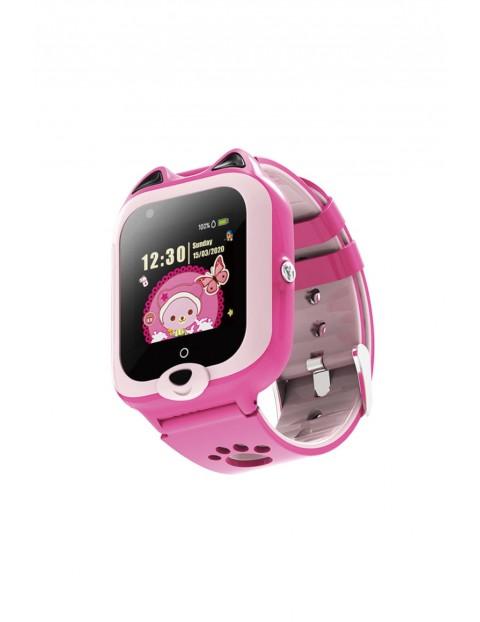 Smartwatch Garett Kids Funky 4G  - różowy