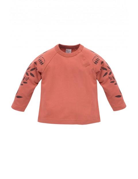 Bluzka niemowlęca Litlle Bird - czerwona