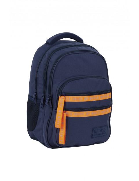 Plecak szkolny BackUp granatowy