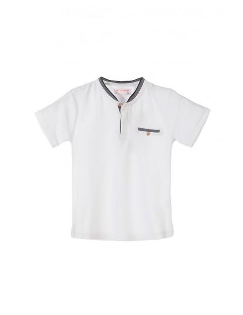 Bluzka chłopięca krótki rękaw 2I3216