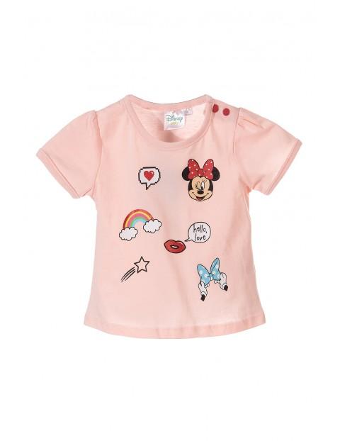 T-shirt niemowlęcy Myszka Minnie 5I34A4