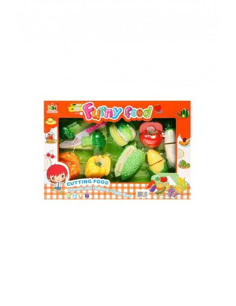 Kuchnia - zestaw owoce i warzywa 3Y31BB