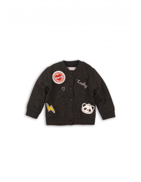 Bluza rozpinana dla niemowlaka 5F35A5