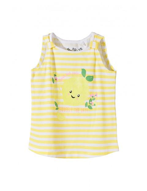 T-shirt dziewczęcy 3I3429