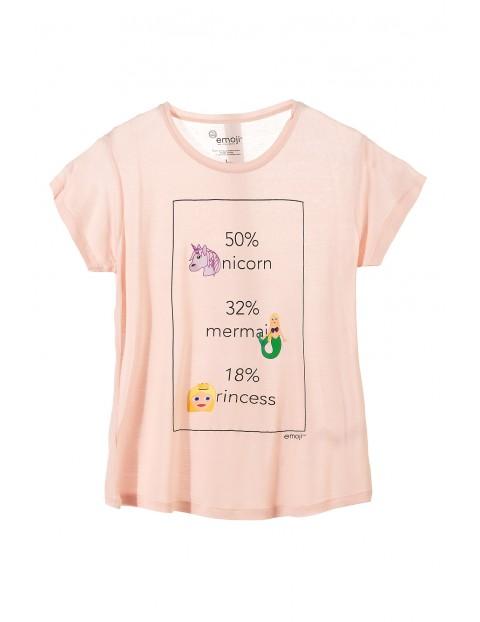 T-shirt damski Emoji 5Y34B3