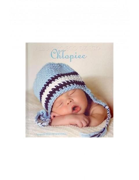 Chłopiec. Album mojego dziecka